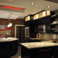 reverse tray ceiling above pool table? | Roomz and thingz ...