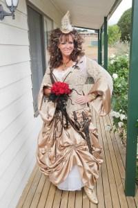 Pirate Wedding dress | Damsel In This Dress | Pinterest