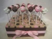 Cake pop holder | Party Ideas | Pinterest