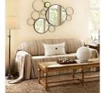 Circle Mirrors Wall Decor