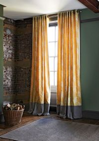 floor to ceiling curtains | Home Ideas | Pinterest