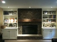 27 Simple Building Built In Bookcases Around Fireplace ...