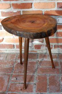 Tree Stump Furniture, Mid Century Coffee Table, Large Tree ...