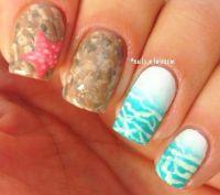 Ocean Nail Designs | www.imgkid.com - The Image Kid Has It!
