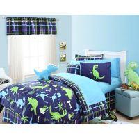 DInosaur Bedding | BOY O' BOY! | Pinterest