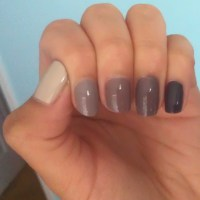 neutral ombre nails selia nails a neutral ombr 233 look a ...