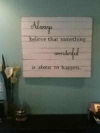 Living room sign | Decorating | Pinterest