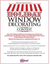 Christmas Decoration Judging | Christmas Ideas