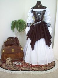 Pirate Wedding Dresses - Discount Wedding Dresses