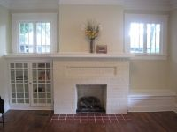bungalow fireplace | Home | Pinterest