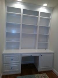 Built In Bookcases With Desk Innovation | yvotube.com
