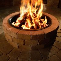 Rockwood Steel Insert for Ring Fire Pit