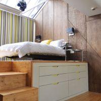 Raised bed platform   Homey lovelyness   Pinterest