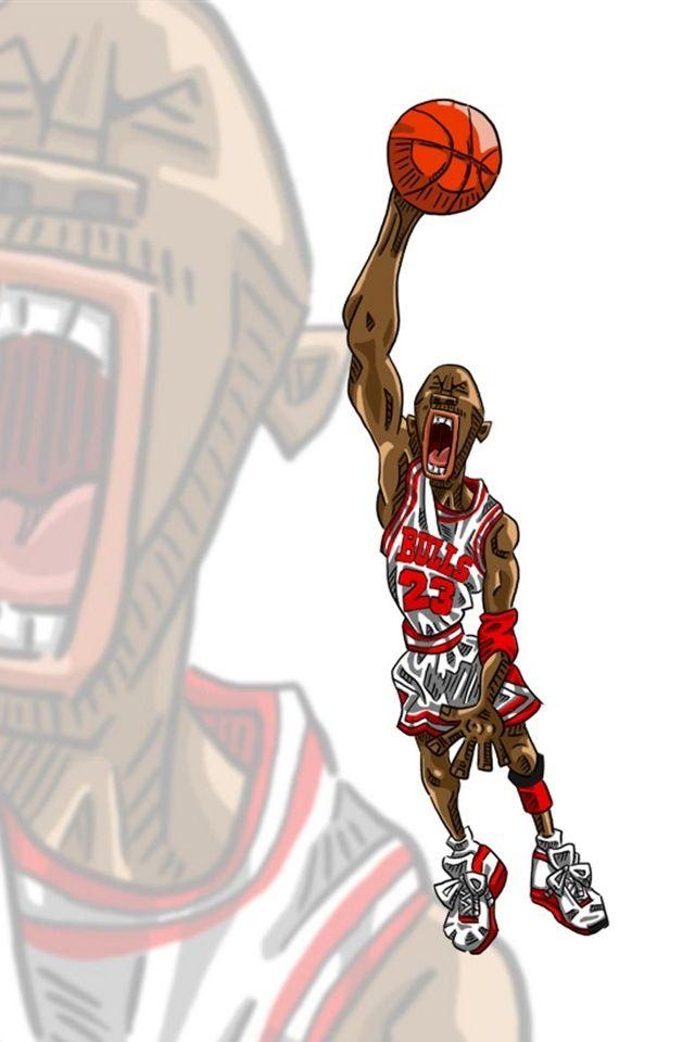 Animated Nba Wallpapers Michael Jordan Air Jordan Sketch My Favorite Thing