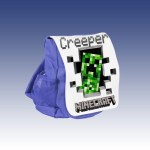 Minecraft Backpack Lunch Box