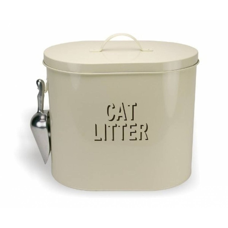 Cat Litter Storage Container Listitdallas