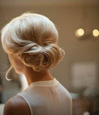 Wedding guest hair | LNG hair, don't care :) | Pinterest