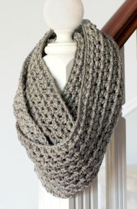 Infinity scarf - free pattern | Crochet...someday ...