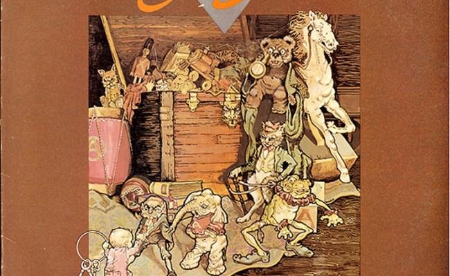 Aerosmith Toys In The Attic Rock N Roll Album Covers