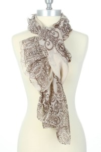 Bohemian Scarf. | BEAUTY- Outside | Pinterest