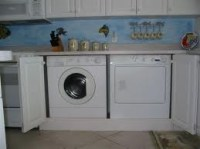 Washers And Dryers: Under Counter Washer And Dryer