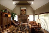 Log Great Rooms With Cathedral Ceilings | Joy Studio ...