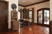 Saltillo tiles and wood trim | Saltillo Tile Design Ideas ...