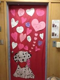February door decoration | for school | Pinterest