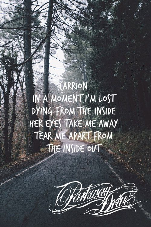 Quote Wallpaper Keep Driving Metalcore Quotes Quotesgram
