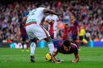 Barcelona And Granda CF At Camp Nou On November In Barcelona
