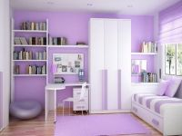 Awesome Purple Room