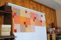roller shade design wall | quilts, quilt patterns | Pinterest