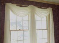 Sew Easy Windows | Window Treatment Ideas | Pinterest