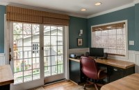 Sunroom/office   For the Home   Pinterest
