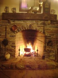 A New Rumford Fireplace | Fireplaces | Pinterest