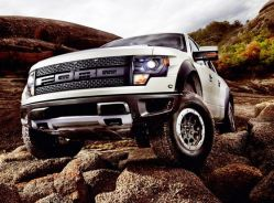 For the 2010 model year, Ford introduced the SVT Raptor model of the F ...
