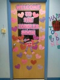 February Classroom Door Decorations