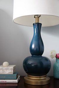 DIY spray painted lamps | you can make it on your own ...