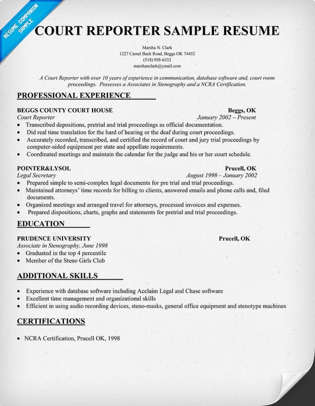 pretrial officer sample resume node2001-cvresumepaasprovider