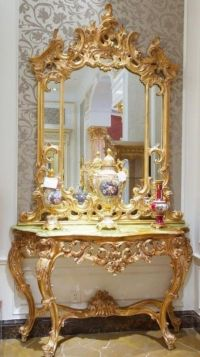 Rococo style furniture | Gild that Lily | Pinterest