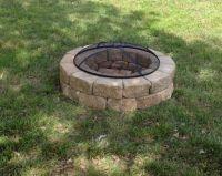 Interior Design for Home Ideas: Homemade Backyard Fire Pit ...
