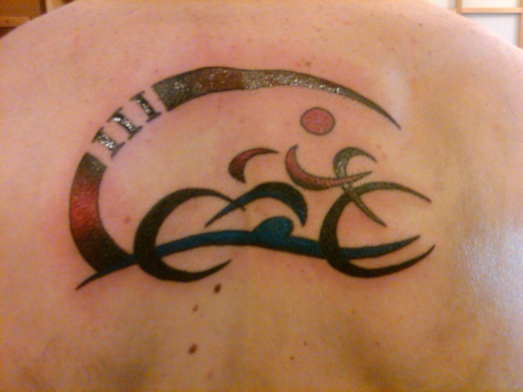 Triathlon Tattoos