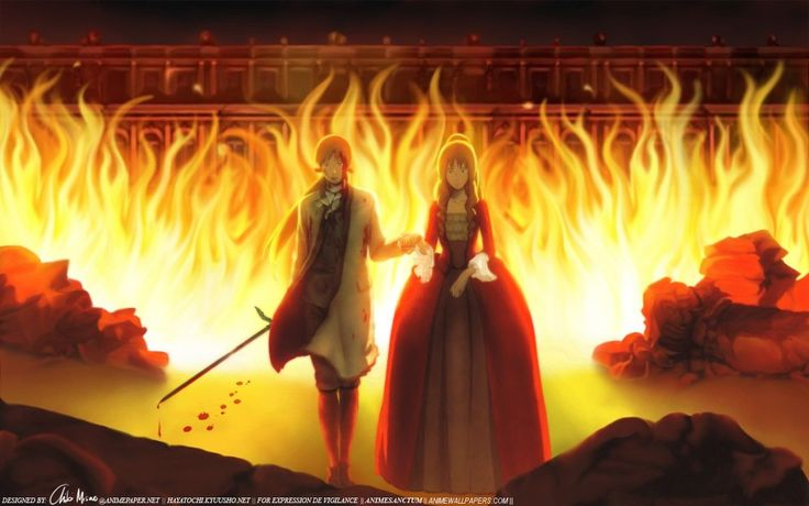 Anime Wallpaper Com Le Chevalier D Eon Anime I Ve Watched Pinterest
