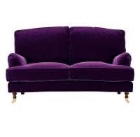 love purple sofa's   Home   Pinterest