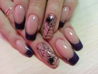 Spider | Nail art and designs | Pinterest