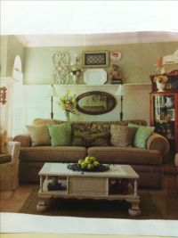 Country cottage living room | Livingrooms | Pinterest