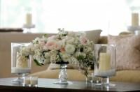 Coffee table arrangement. | FLOWERS | Pinterest