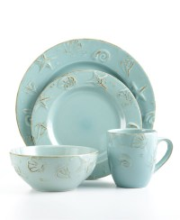 Thomson Pottery Cape Cod 16-Piece Set