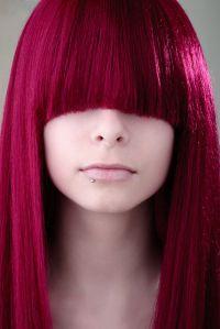 Magenta hair color | forever FUSCHIA | Pinterest