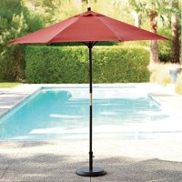 stand-alone umbrella for the patio. | Yard and Garden ...